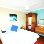 Buena Vista beach house holiday rentals Nambucca Heads main bed
