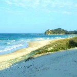 Buena Vista beach house holiday rentals Nambucca Heads - belby to shelly beach