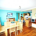 Buena Vista beach house holiday rentals Nambucca Heads - dining