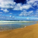 """Sanctuary Bush to Beach House"" Beachside holiday rentals Nambucca Heads near Valla Beach. Mid north coast NSW"