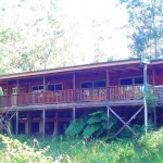 """Sanctuary Bush to Beach House"" Beachside holiday rentals Nambucca Heads near Valla Beach. Mid north coast NSW - house"