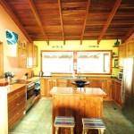 """Sanctuary Bush to Beach House"" Beachside holiday rentals Nambucca Heads near Valla Beach. Mid north coast NSW - kitchen"
